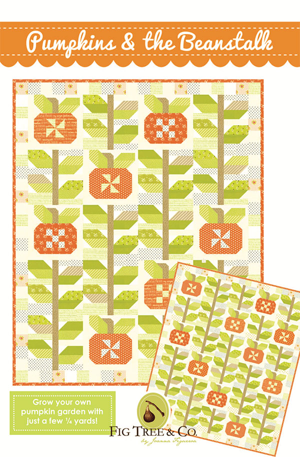 Pumpkins & The Beanstalk by Fig Tree & Co