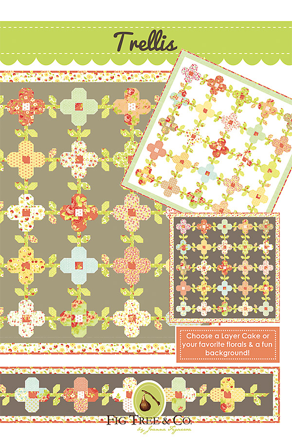 Trellis by Fig Tree Quilts