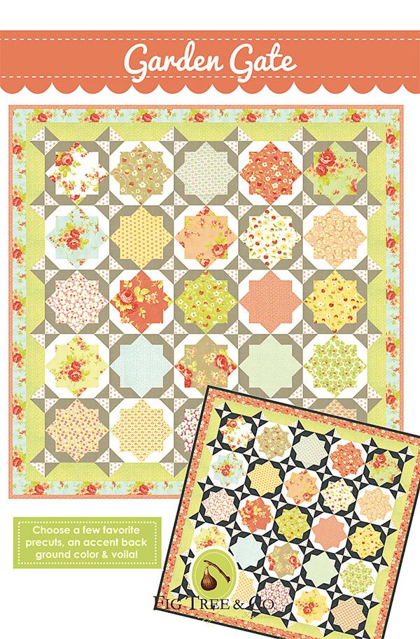 Garden Gate Pattern
