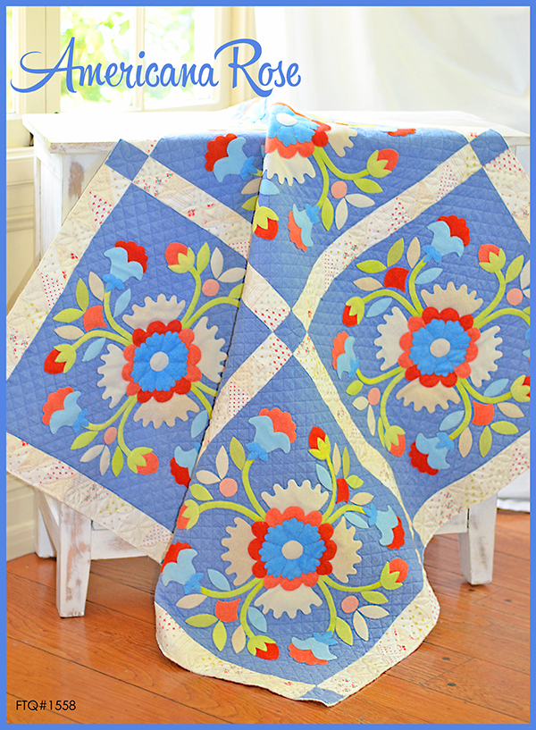 Fig Tree Quilts Americana Rose