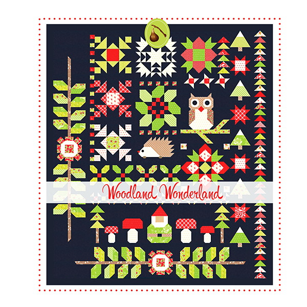 Woodland Wonderland Quilt Pattern