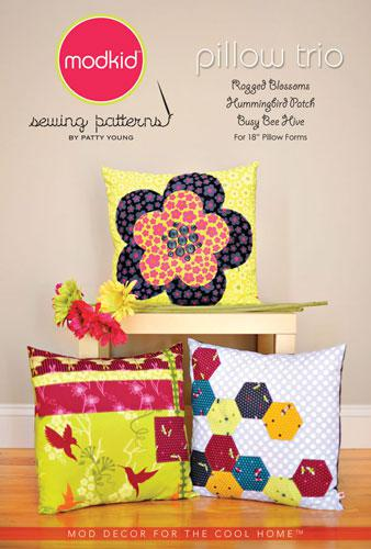 Pillow Trio Pattern