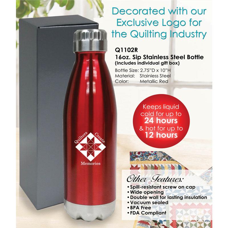 Stainless Steel Water Bottle Rd