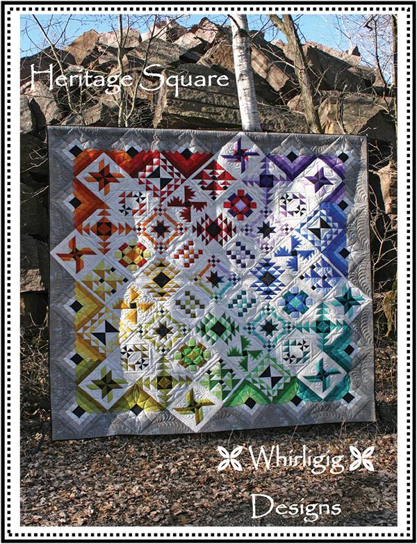 Heritage Square BOM/12 Mo