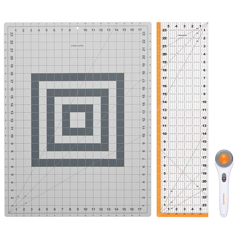 Rotary Cutting Quilting Set