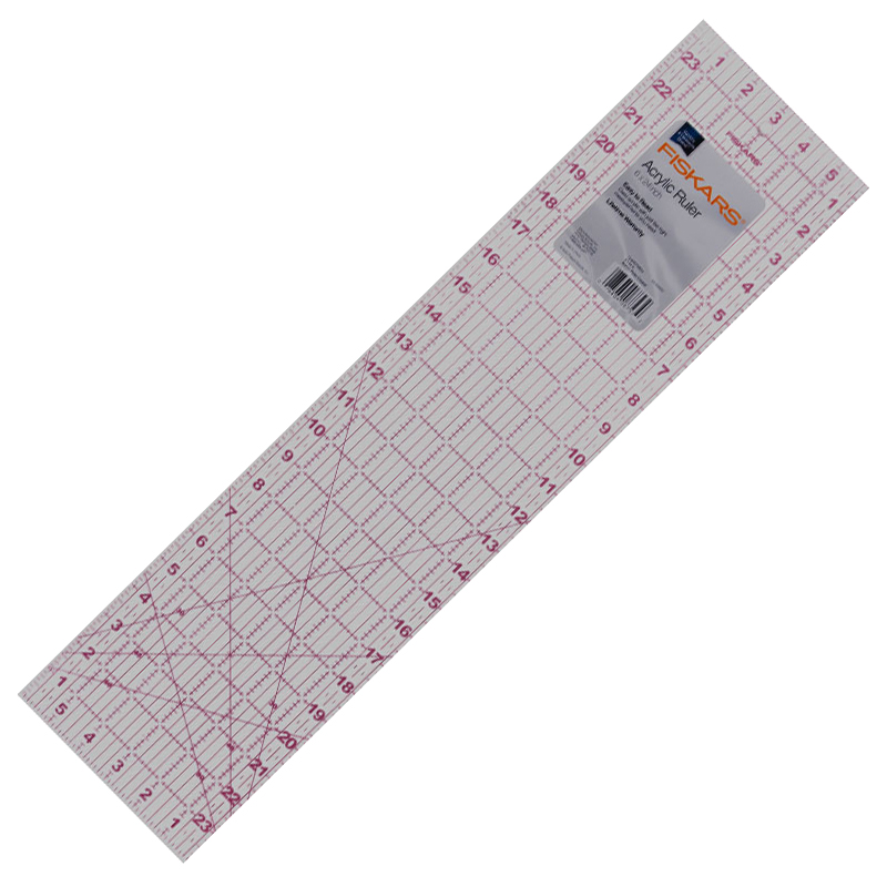 Easy To Read Ruler 6x24 sue