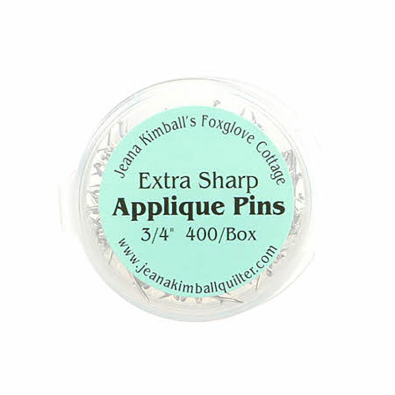 Applique Pins 400ct 3/4 N113