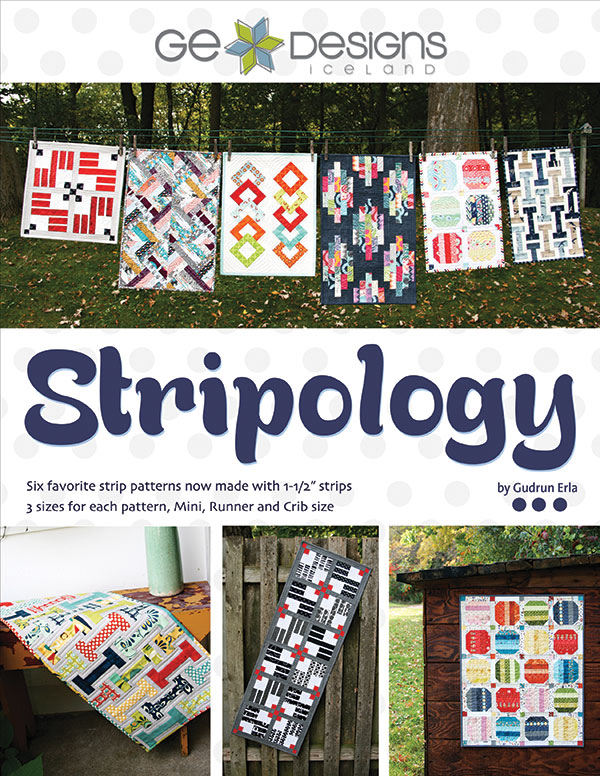 Stripology Book by GE Designs+