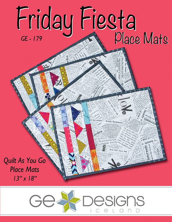 Friday Fiesta Placemats