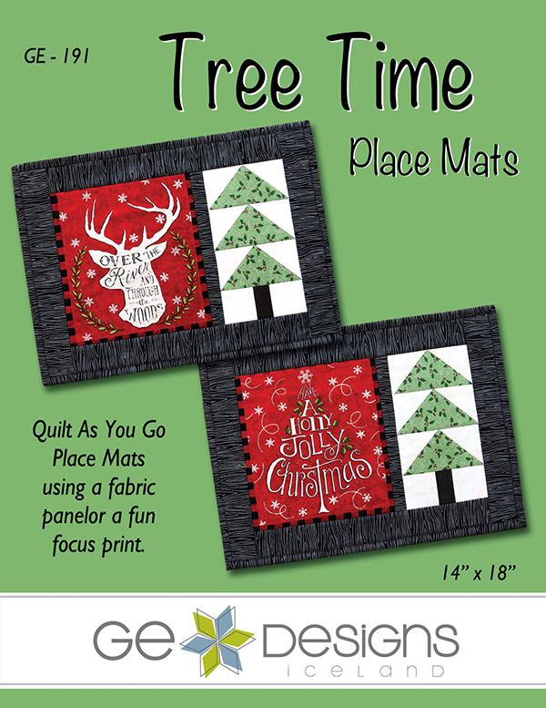 Tree Time Place Mats