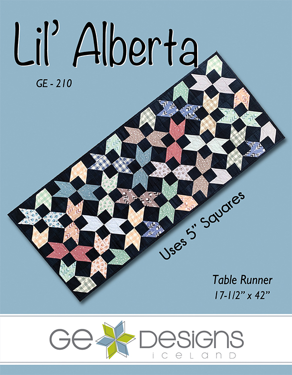 Lil' Alberta Pattern 210
