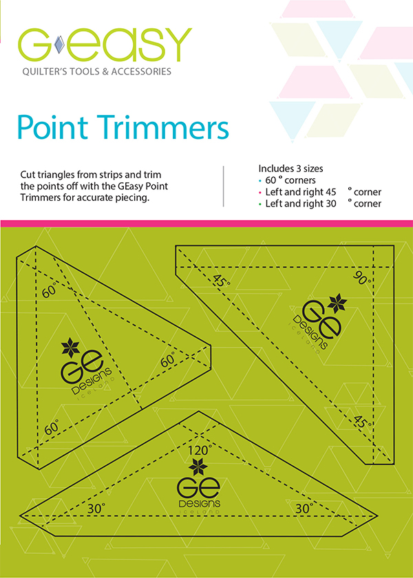 GE Point Trimmers