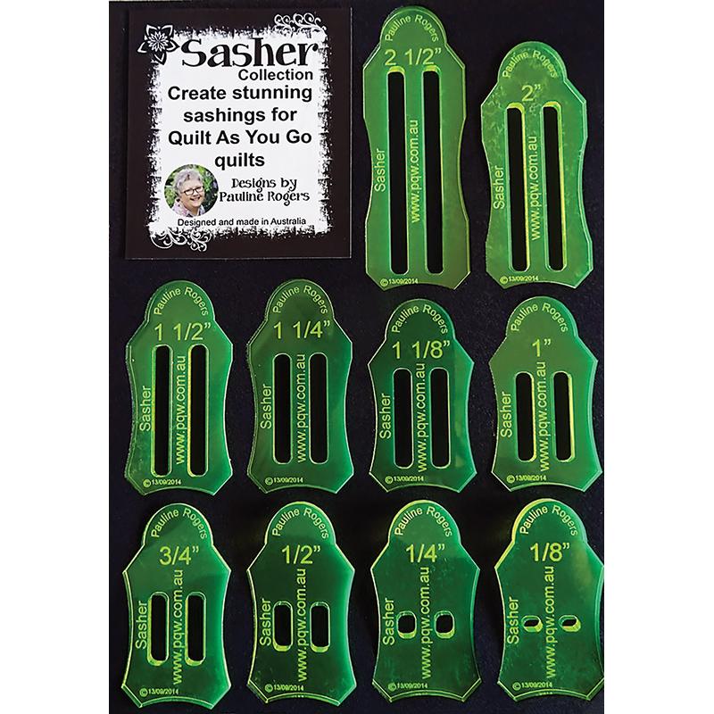 Sashers Large Set 10ct