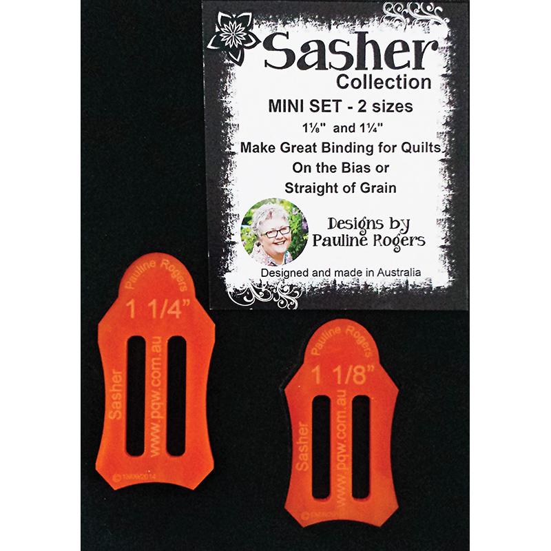 Sashers Mini Set 2 2ct