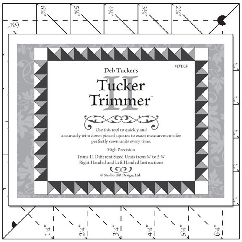 Deb Tucker's Tucker Trimmer II DT05 by Studio 180 Design