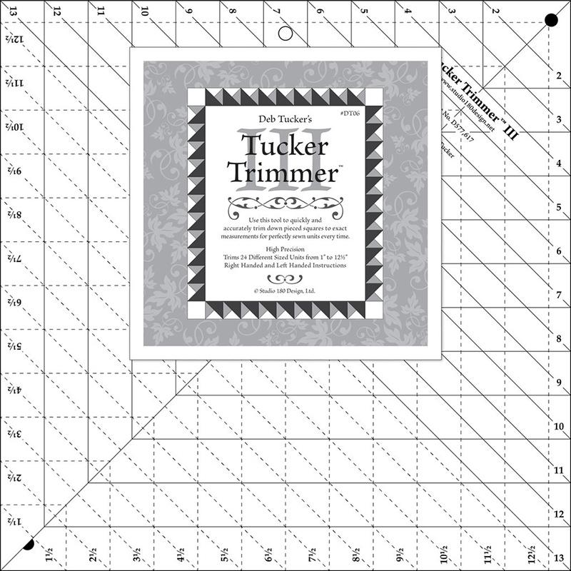 Tucker Trimmer III