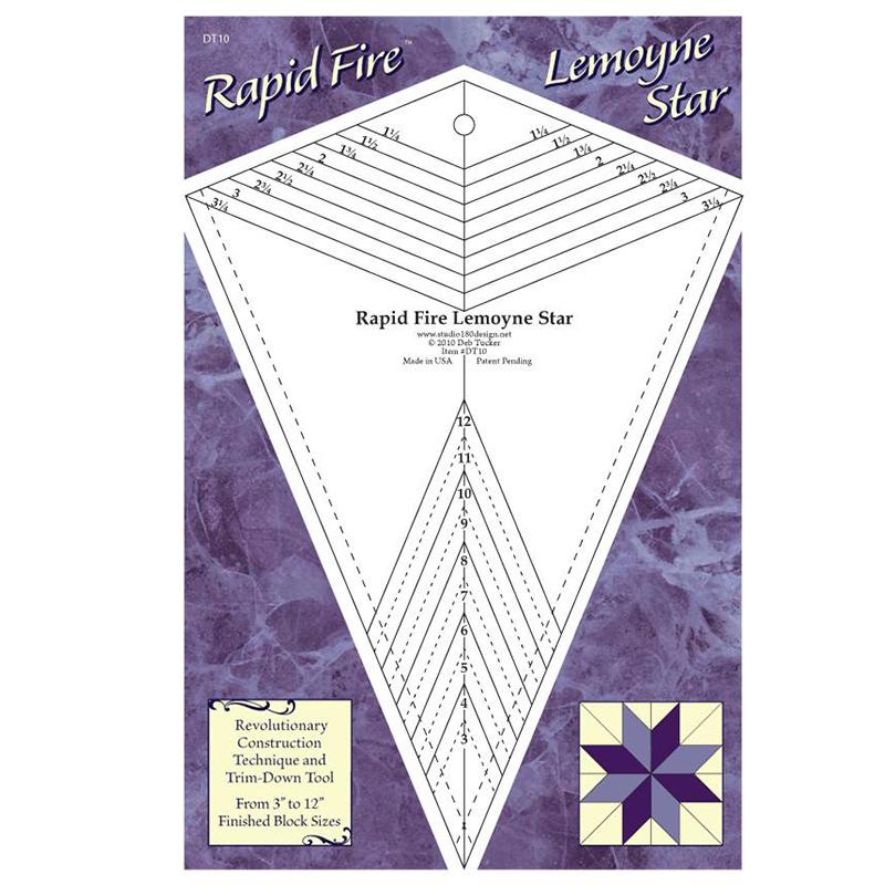 Lemoyne Star Ruler