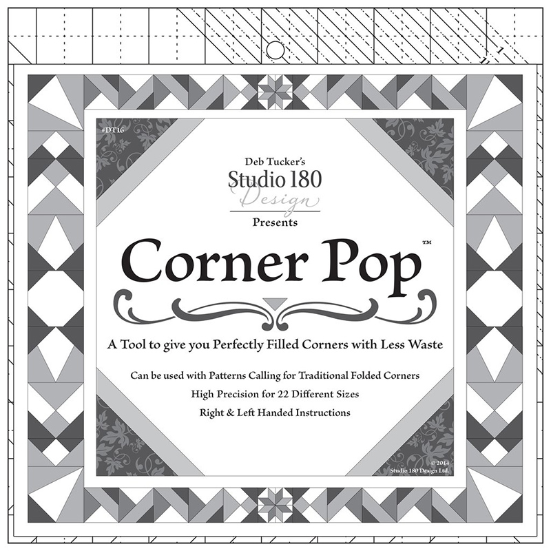Studio 180 Corner Pop Ruler