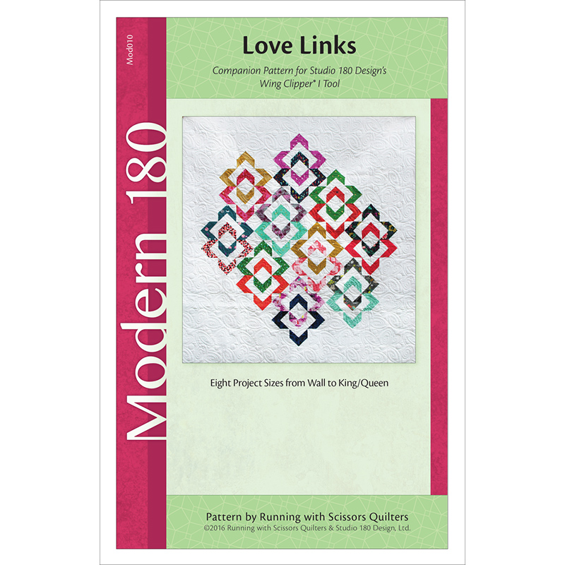 Studio 180- Love Links Pattern