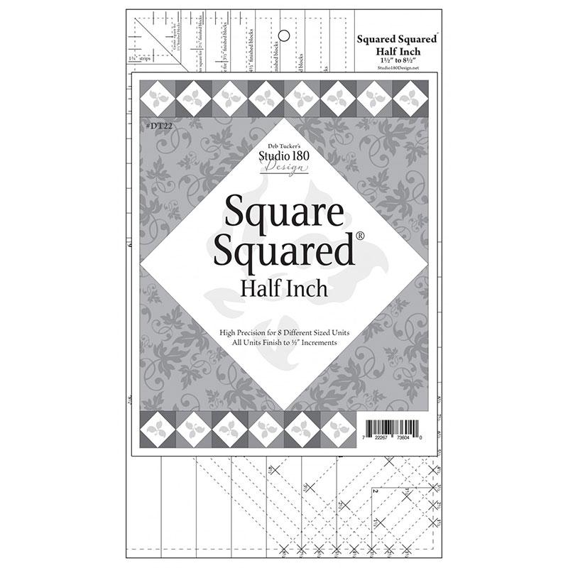 Studio 180 Design's Square Squared Half Inch