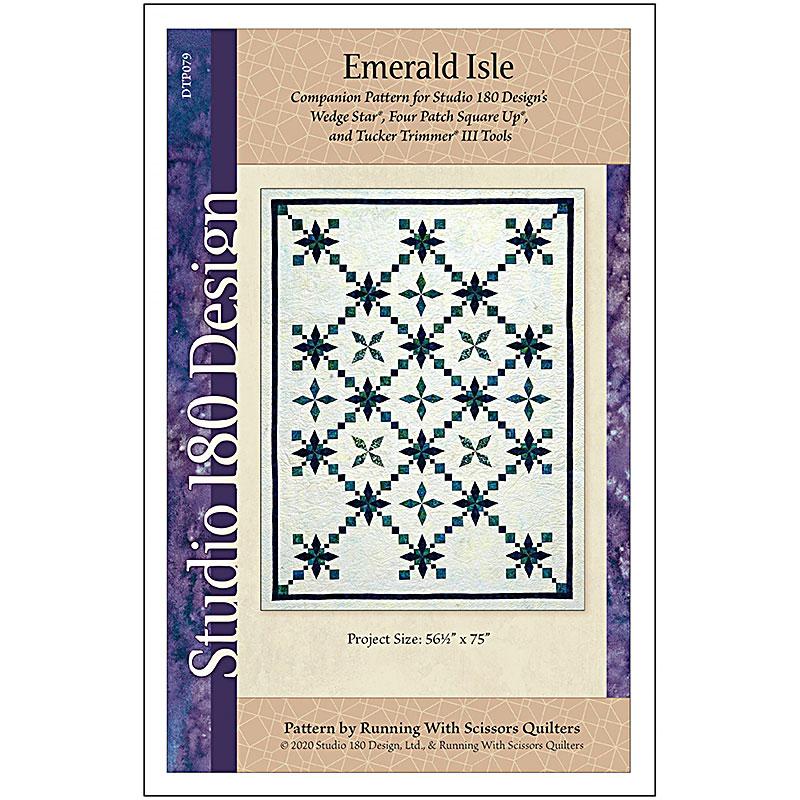 Studio 180 Designs - Emerald Isle Pattern