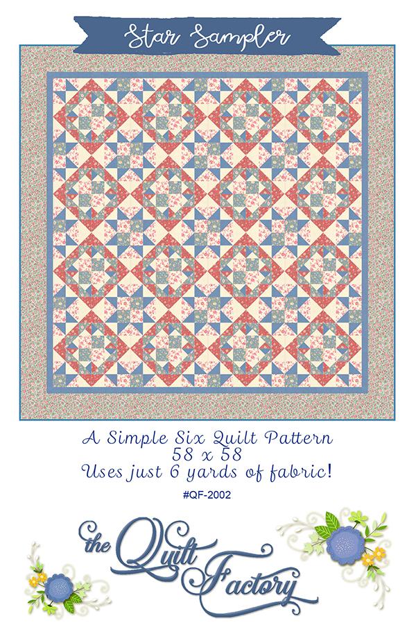 Star Sampler Pattern