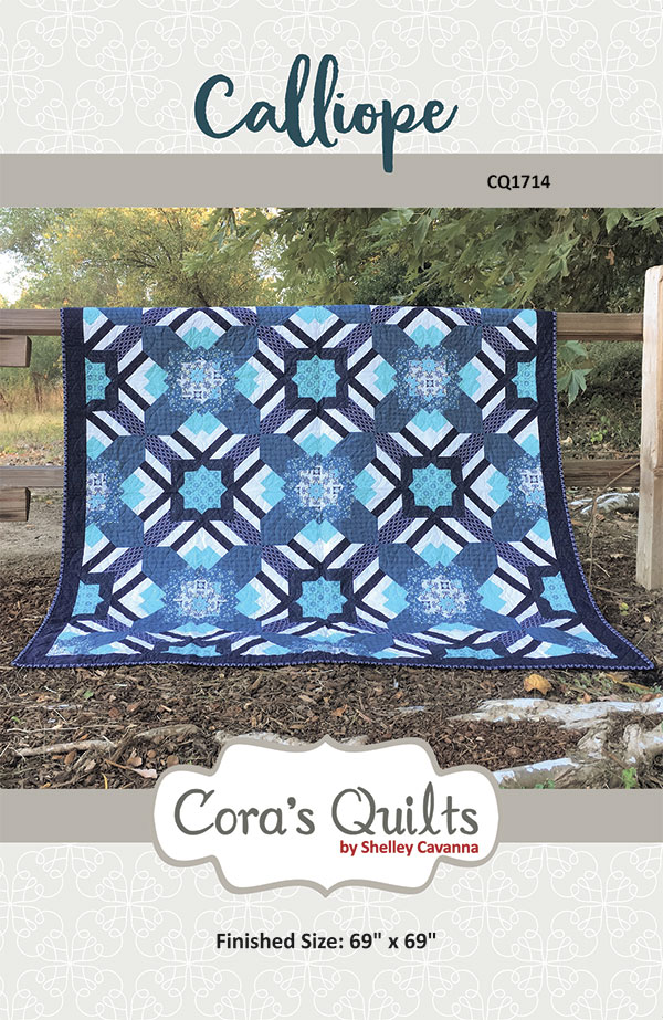 Calliope by Cora's Quilts