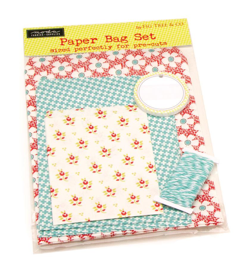 Paper Bag Kit Farmhouse II