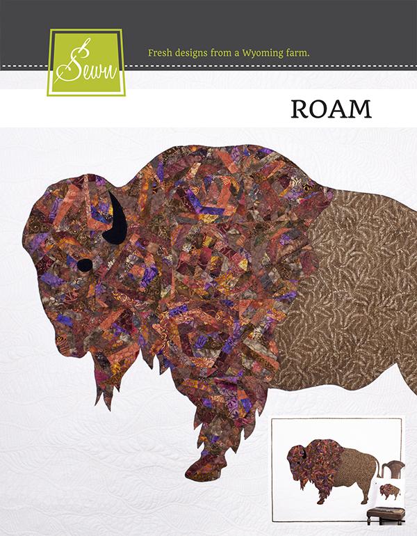 Roam-Buffalo - SewnWyoming - 187