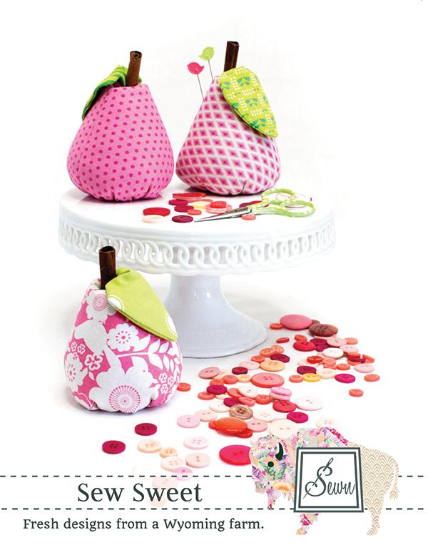 Sew Sweet Pincushion Pattern