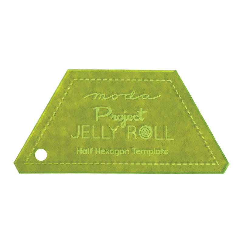 Project Jelly Roll Half Hexi