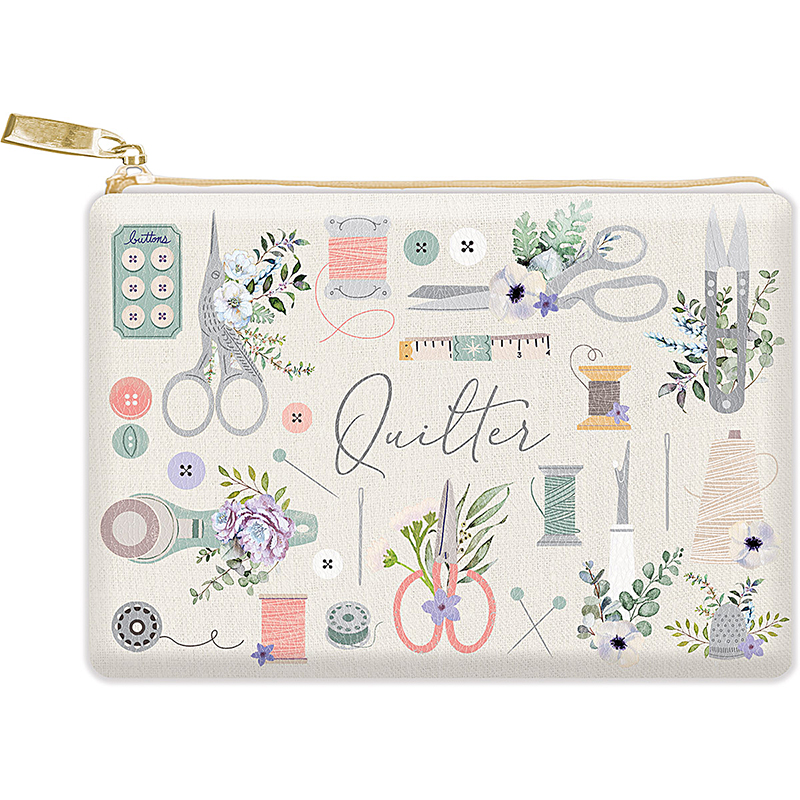 Glam Bag Qltrs Notion Greenery