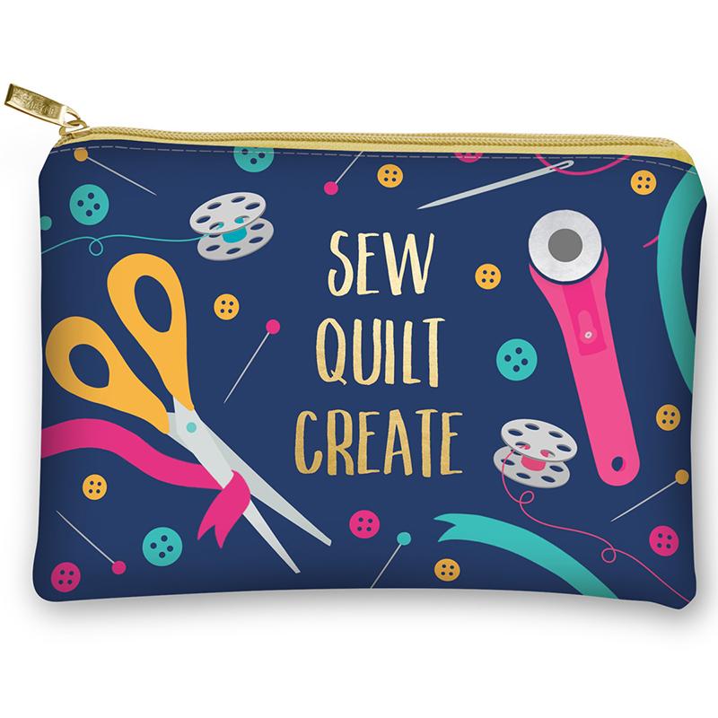Glam Bag Sew Quilt Create