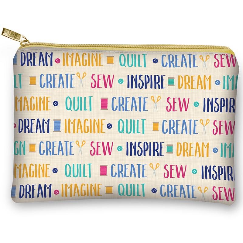 Glam Bag Typography