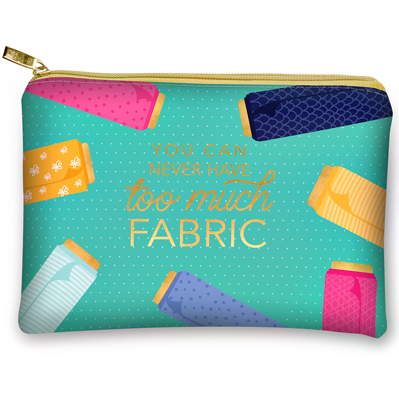 Glam Bag Too Much Fabric