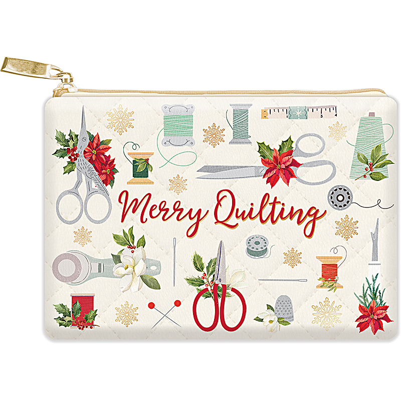 Glam Bag - Merry Quilting