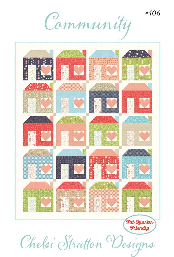 Community by Chelsi Stratton [Paper Pattern]