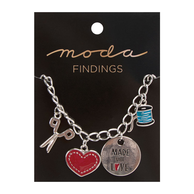 Jewelry - Bracelet Enamel Charm