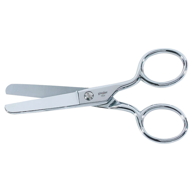 Gingher 4 Safety Point Pocket Scissors