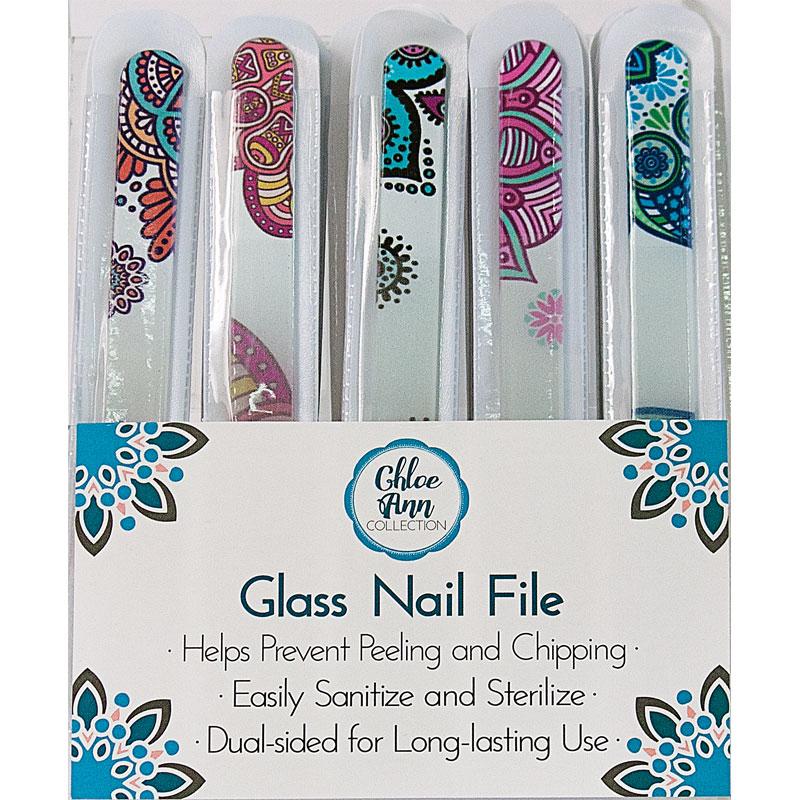 Wow A Salon Glass Nail Files