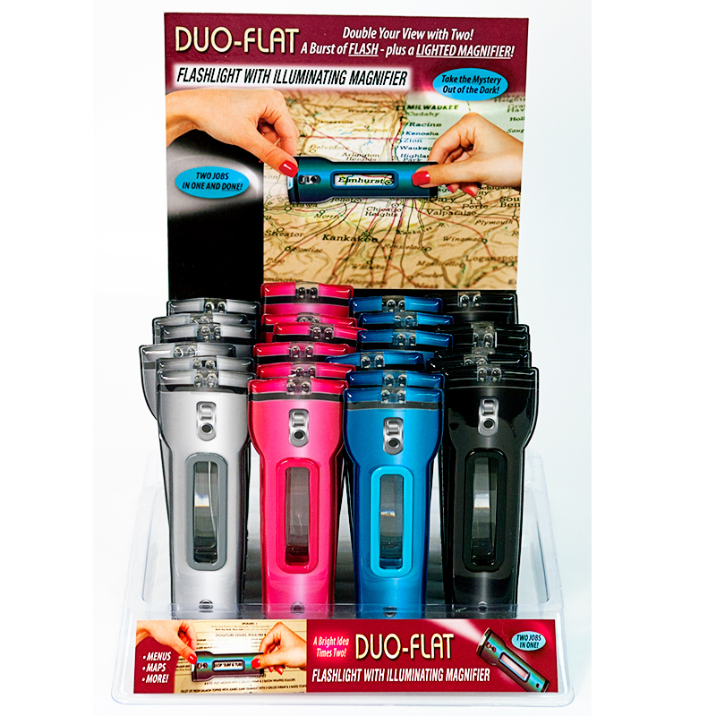Duo Flashlight / Magnifier