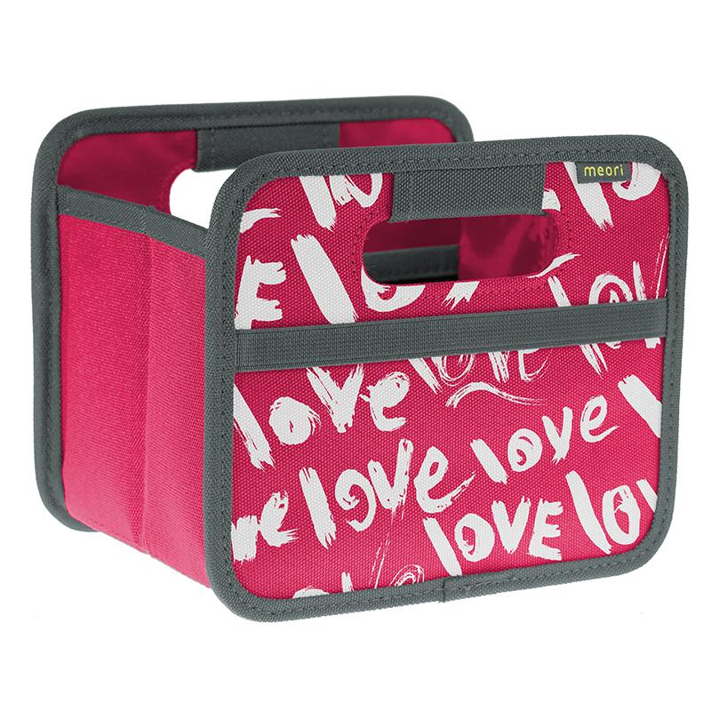Foldable Box Mini Love Pnk Berry