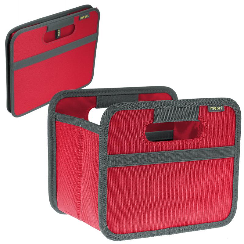 Foldable Box Mini Hibiscus Red