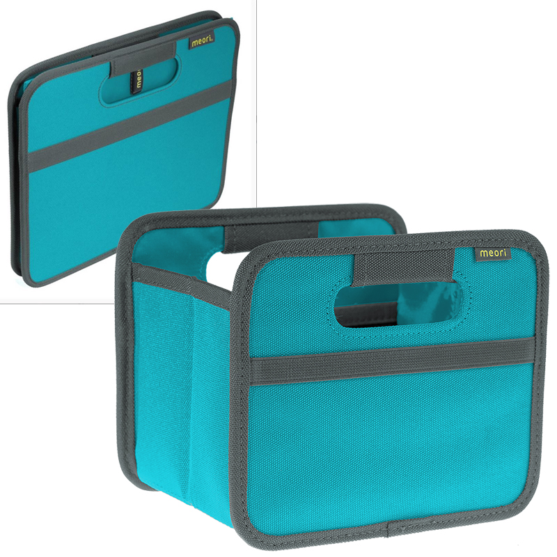 Foldable Box Mini Azure Blue
