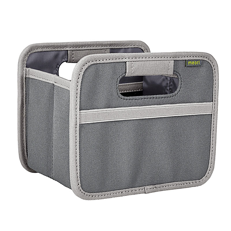 Foldable Box Mini Granite Grey