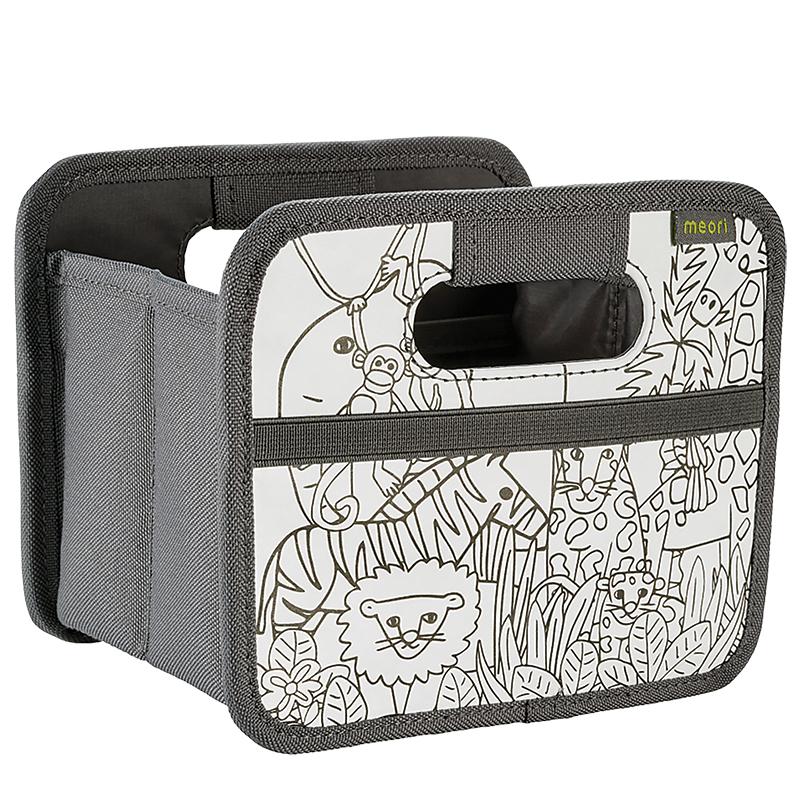 Meori Foldable Box Mini Jungle Paint A100703