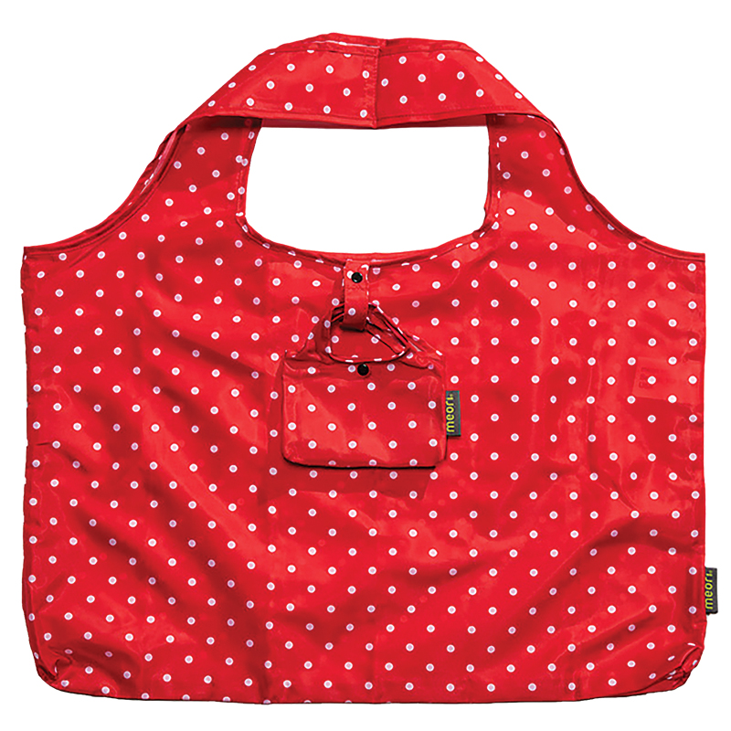 Reusable Pocket Shopper Red Dot