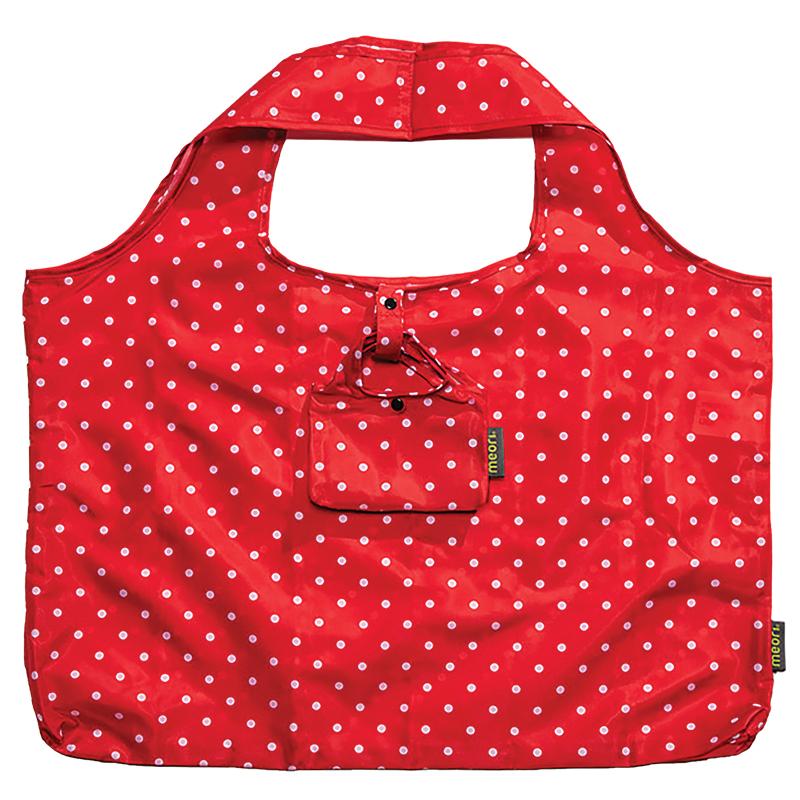 Reusable Pocket Shopper Red Dot!