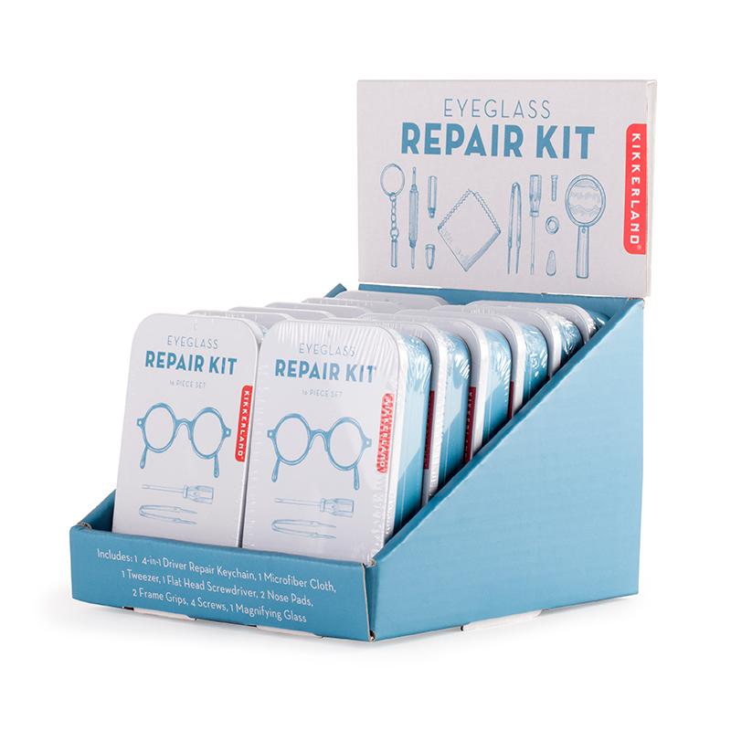 Emergency Eyeglass Repair Kit