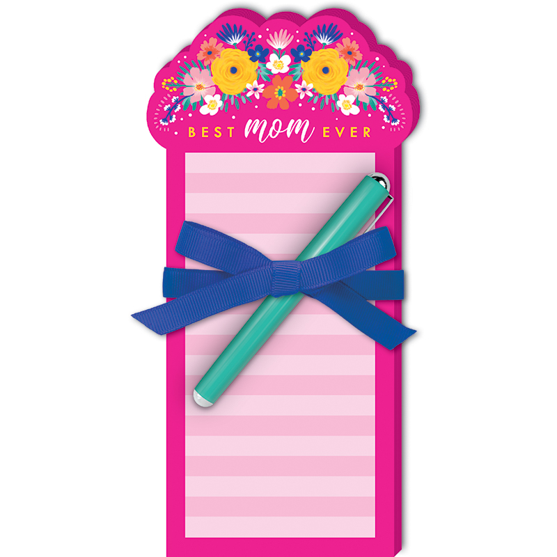 Best Mom Ever Notepad w/Pen